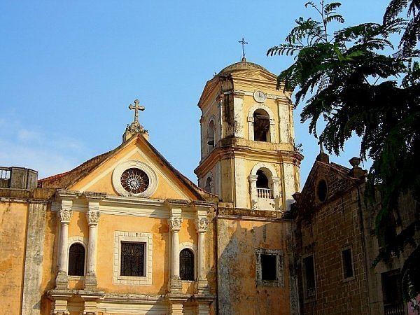 San Agustin Church Philippines