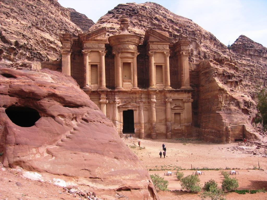Petra Jordan  city photo : Tourist Spots in Jordan | Tourist Spots Around the World