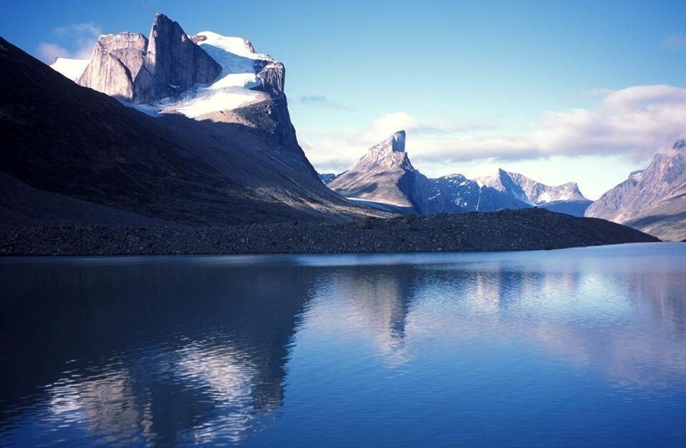 Baffin Island in Nunavut – Canada | Tourist Spots Around the World