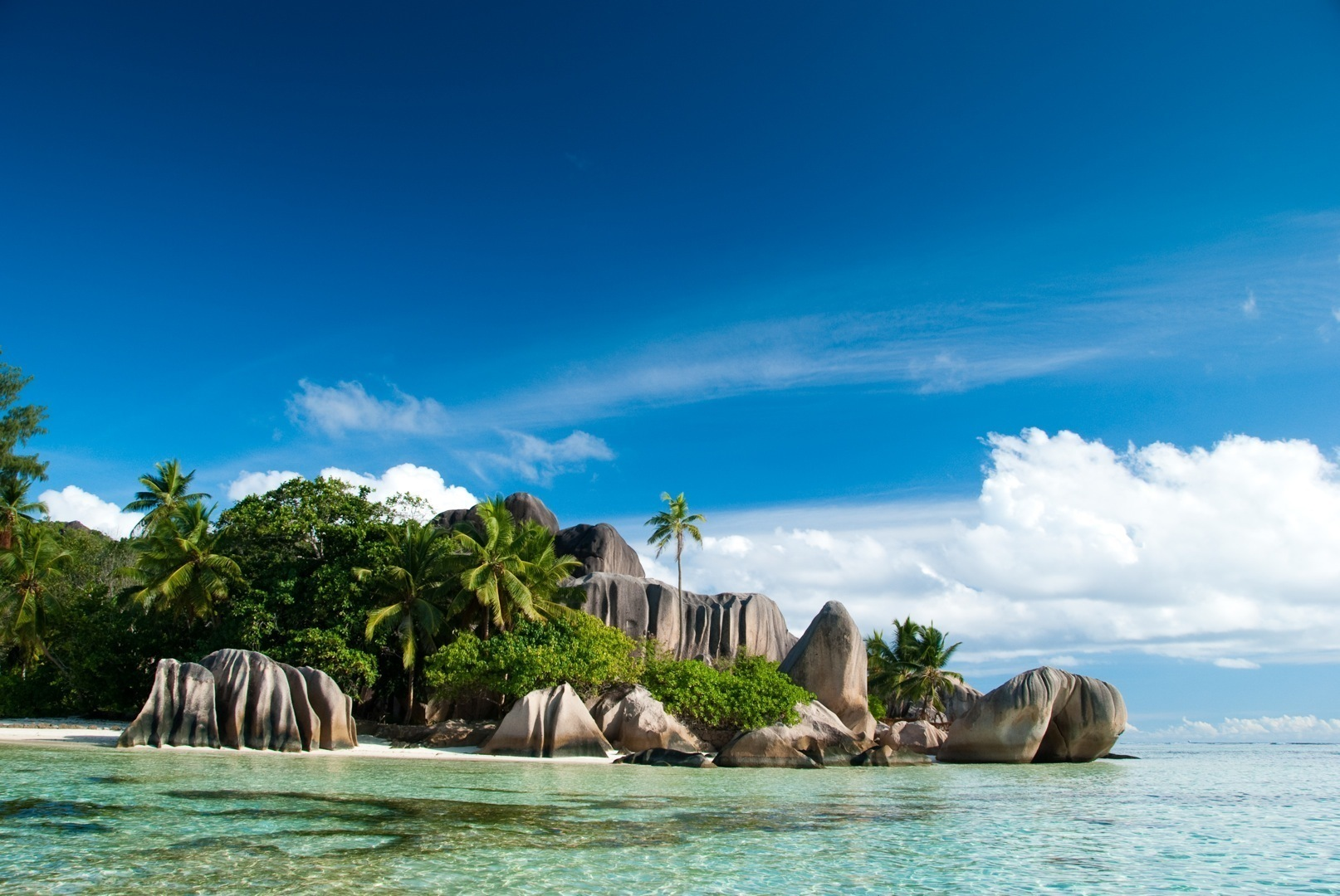 La Digue Island Seychelles Tourist Spots Around The World