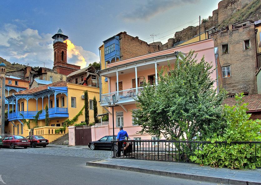 Tbilisi Georgia Tourist Spots Around The World