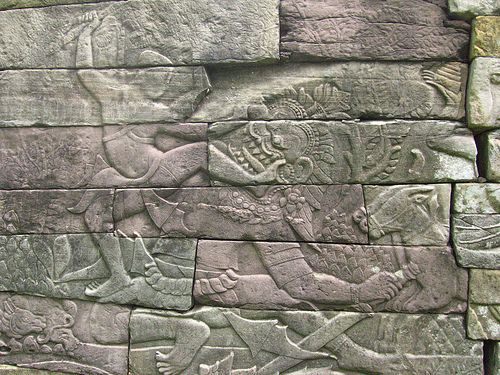Banteay Meanchey Cambodia  City new picture : Banteay Chhmar Temple in Banteay Meanchey – Cambodia   Tourist Spots ...