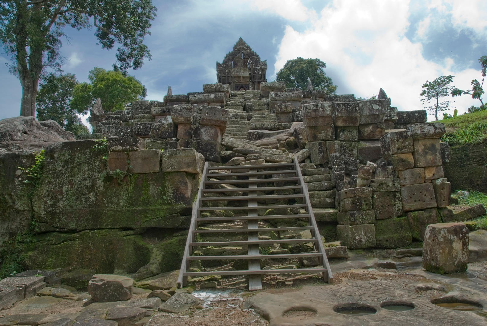 Preah Vihear Cambodia  City pictures : Preah Vihear Temple in Preah Vihear – Cambodia | Tourist Spots ...