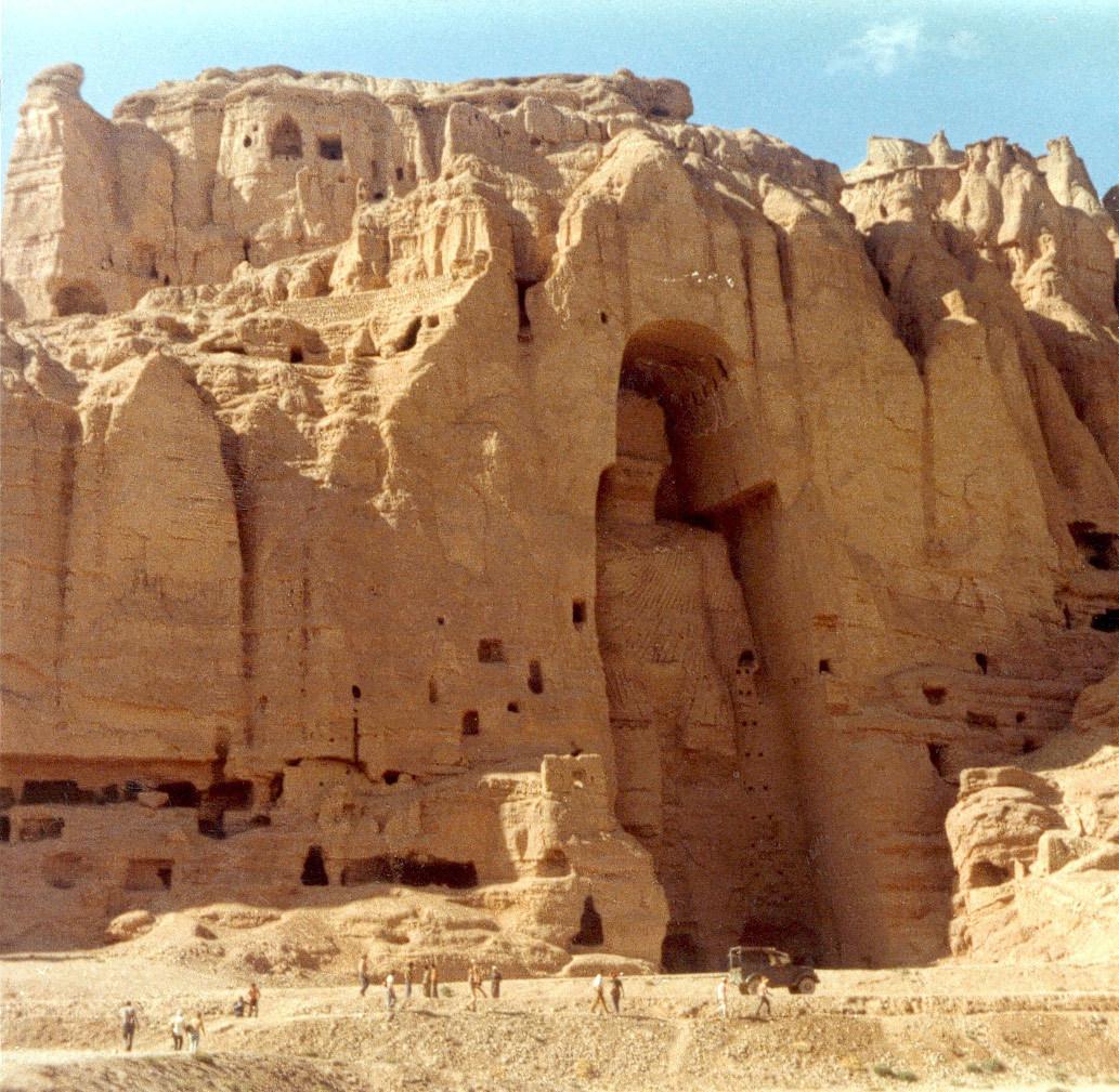 Bot-e-Bamiyan In Kabul