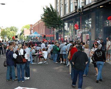 Art Institute of Portland Block Party