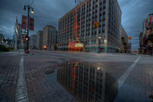 Detroit Michigan