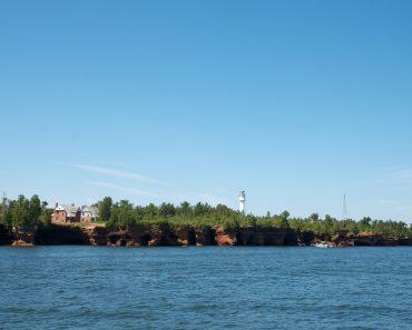 Apostle Islands cruise
